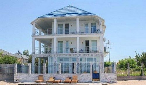 Мини-отели и отели курорта Затока